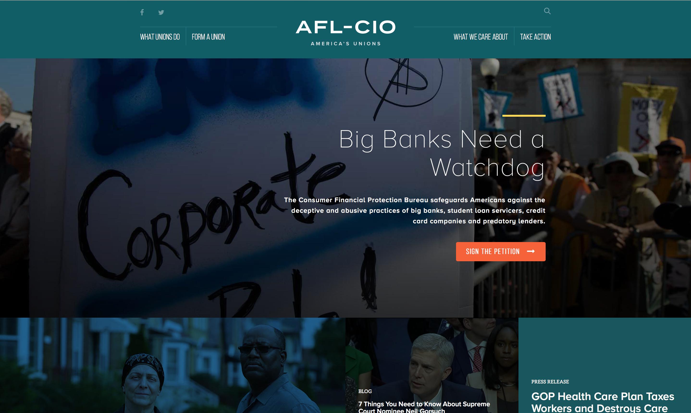 America's Unions | AFL-CIO