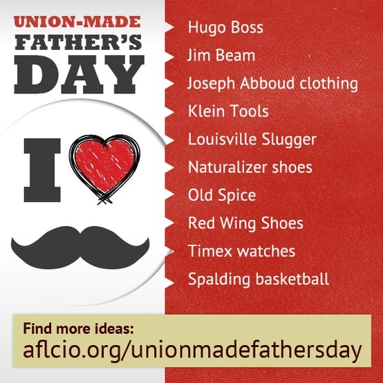 Union Made Father's Day