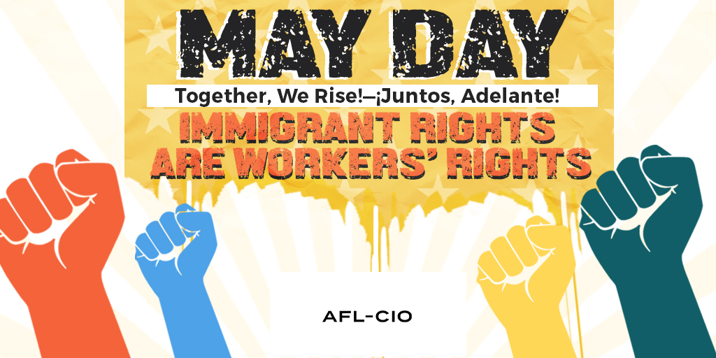 May Day Workers United Across Borders, 2017