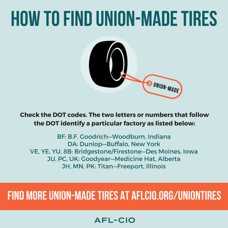 Union Made Tires