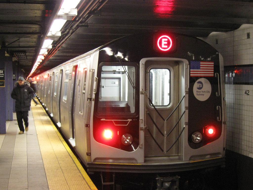 NYT Subway