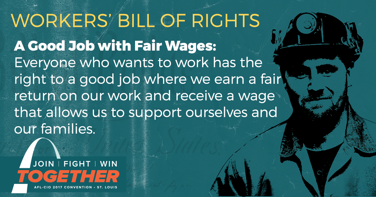 Workers' bill of rights