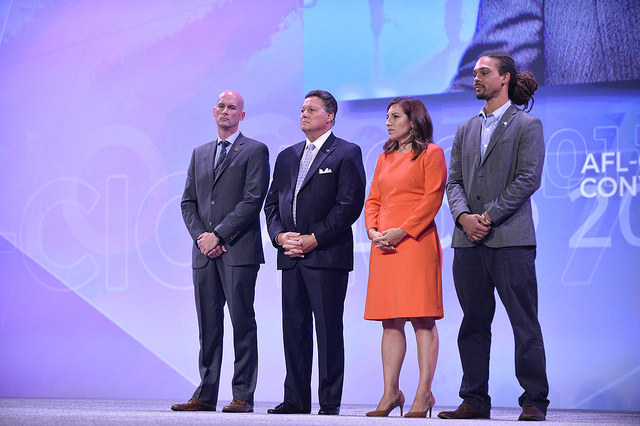 Labor candidates