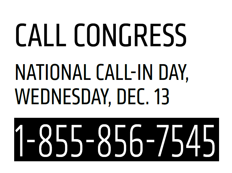 Call-in day for NAFTA