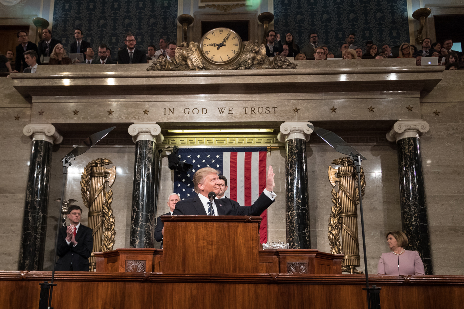 Trump State of the Union 2018