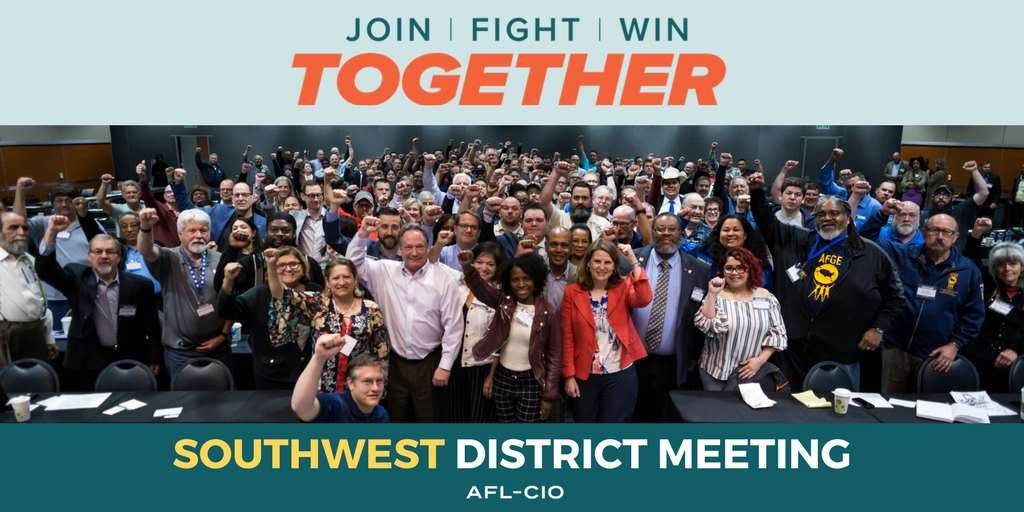 Southwest District Meeting