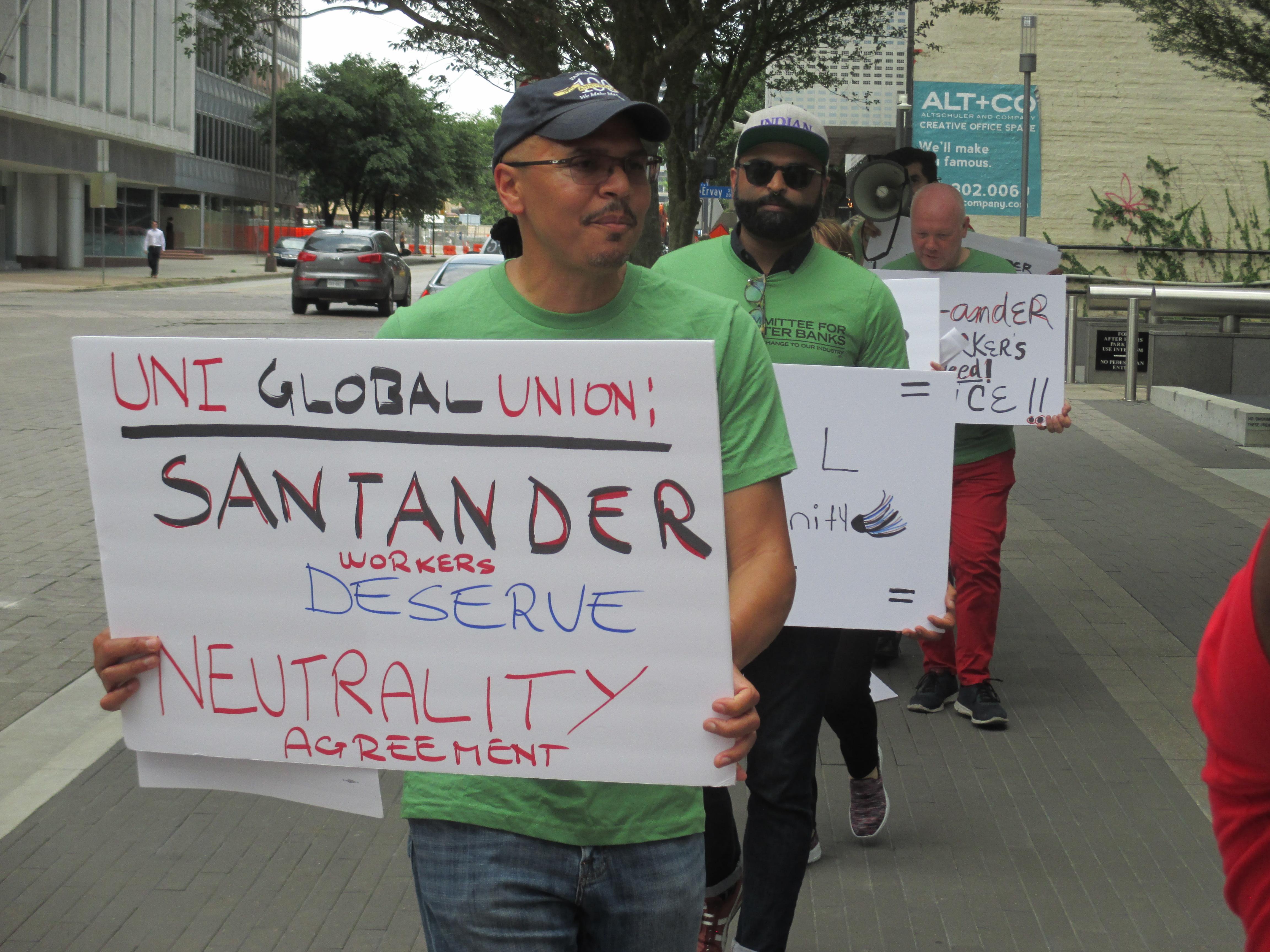 Santander Action