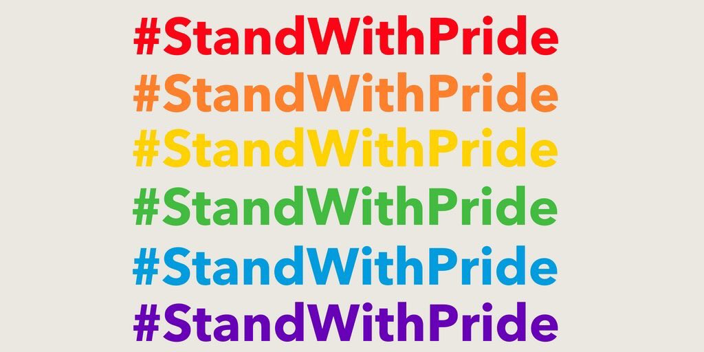 Stand With Pride