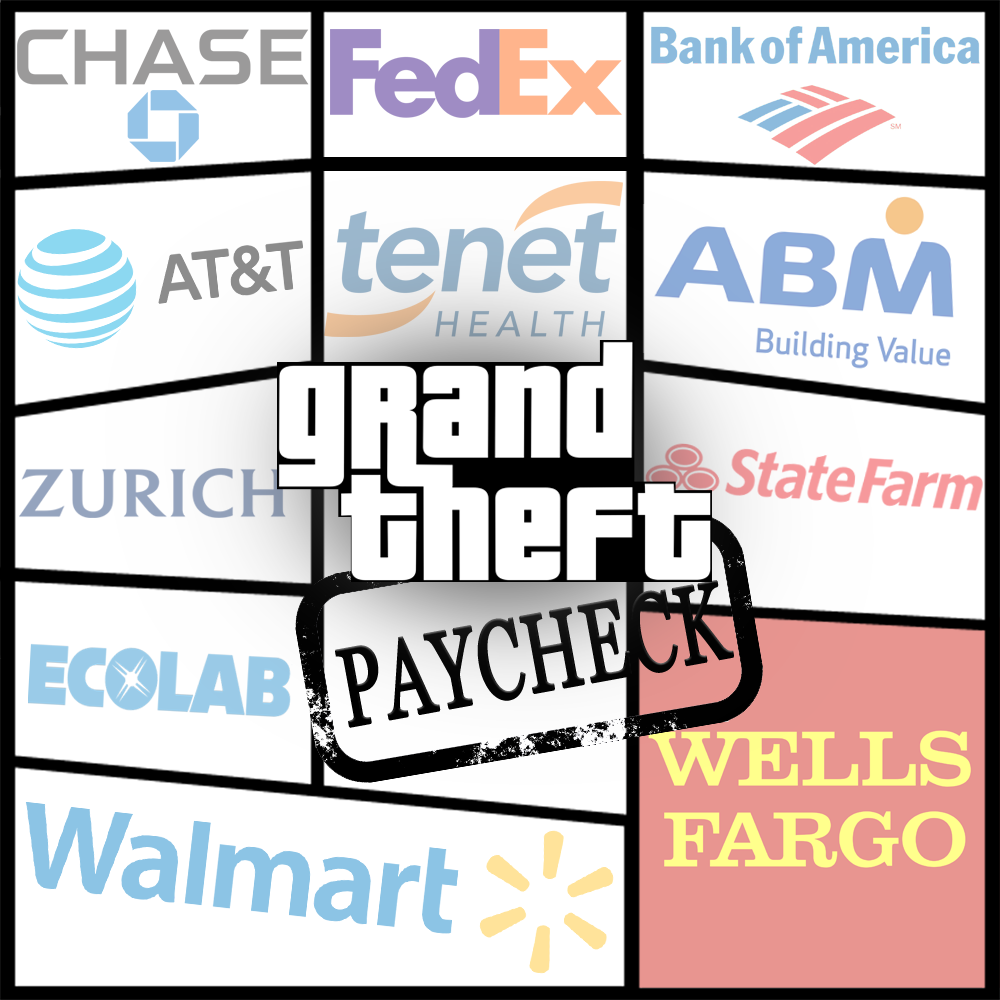 Grand Theft Paycheck
