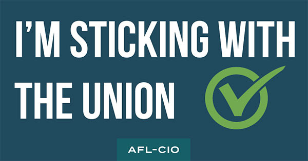 Image result for union strong afl-cio