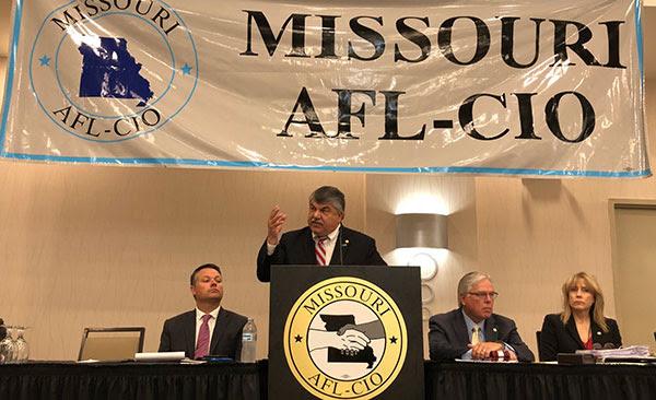 Missouri AFL-CIO Convention