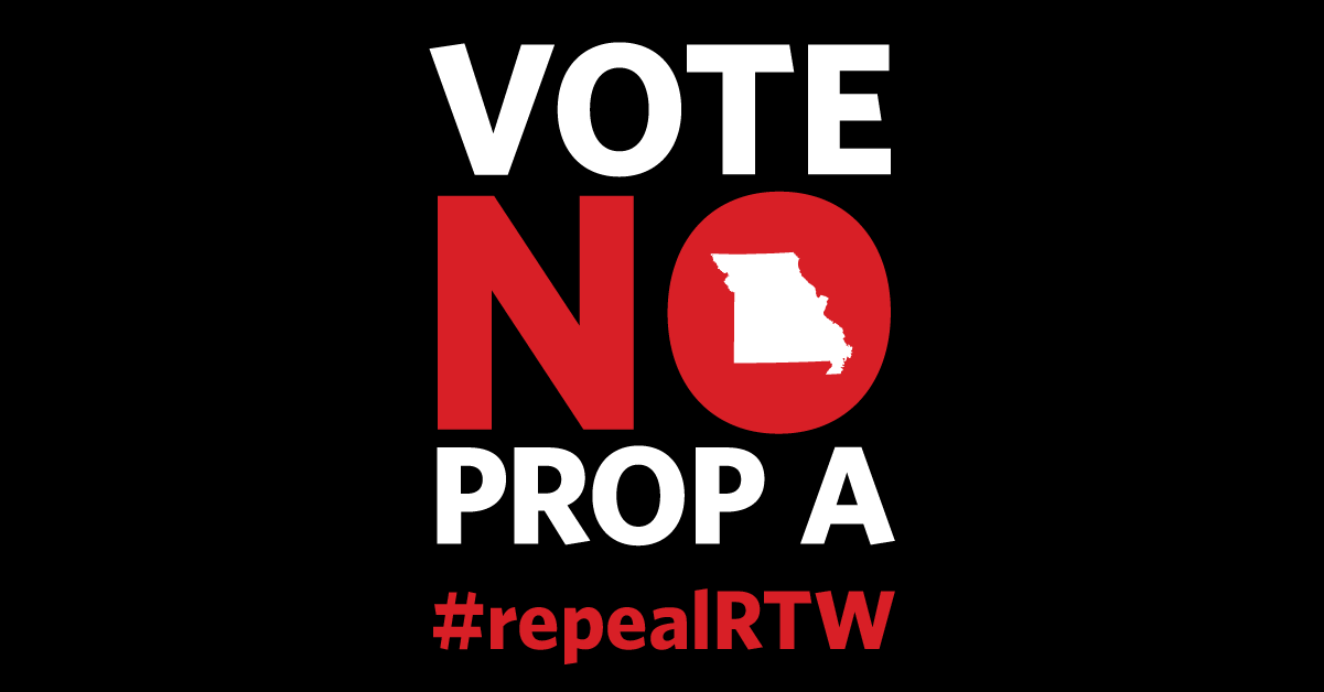 Vote no on Prop A