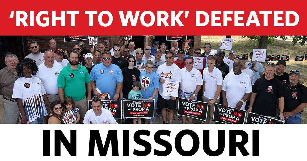 Missouri victory