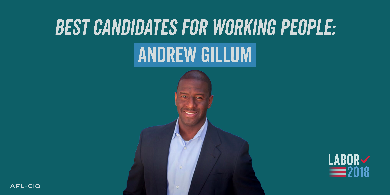 Andrew Gillum