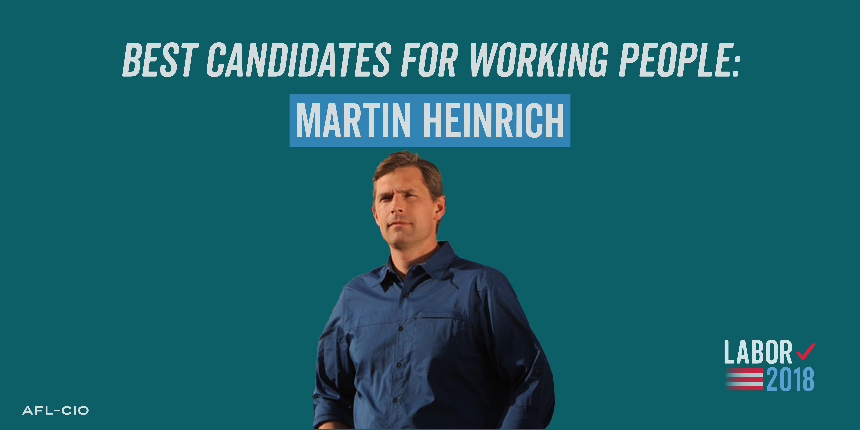 Martin Heinrich