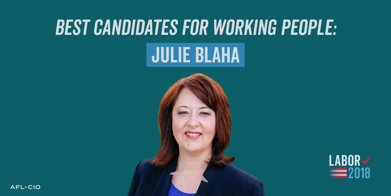Julie Blaha