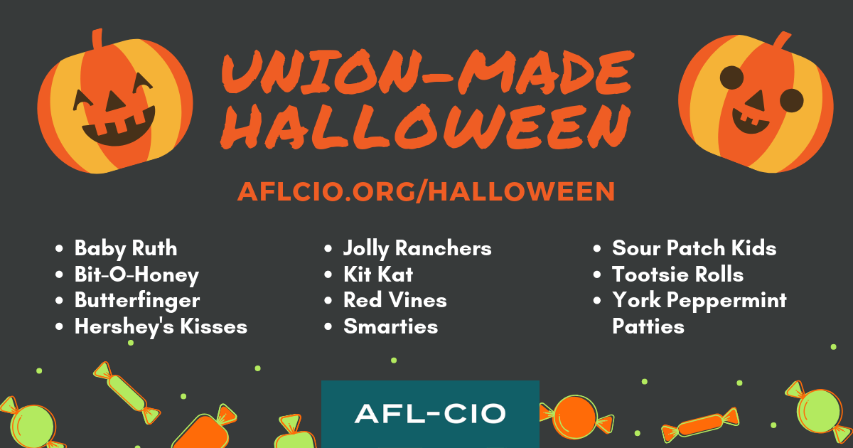 Union Made Halloween