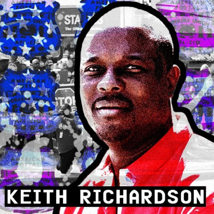Keith Richardson
