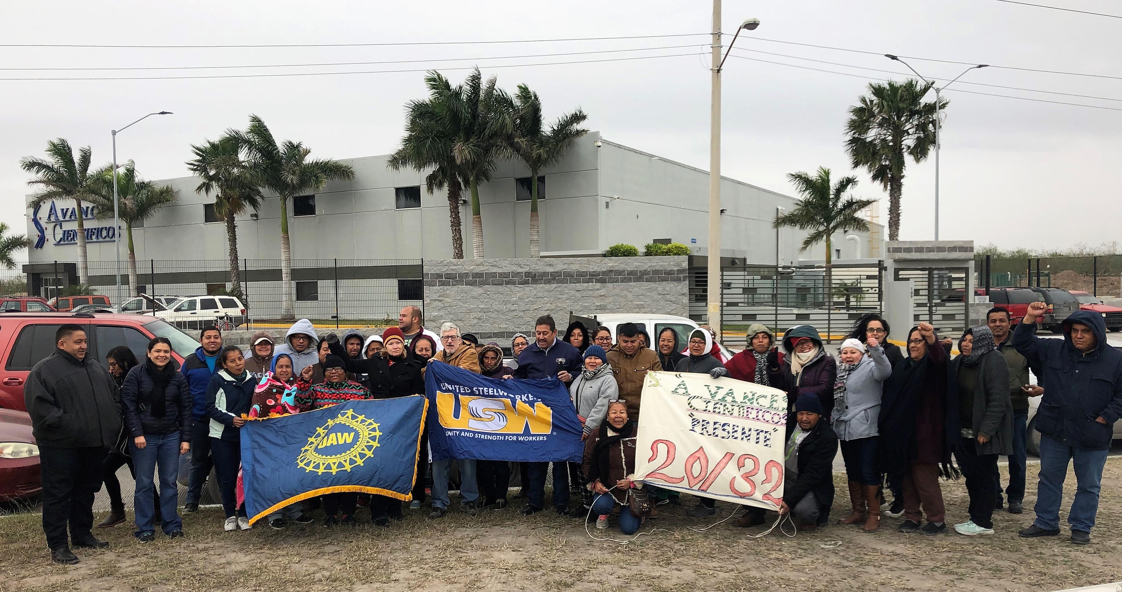 Matamoros Delegation
