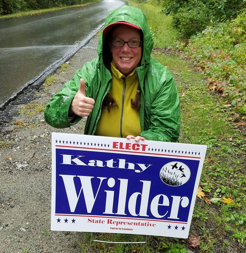 Kathy Wilder