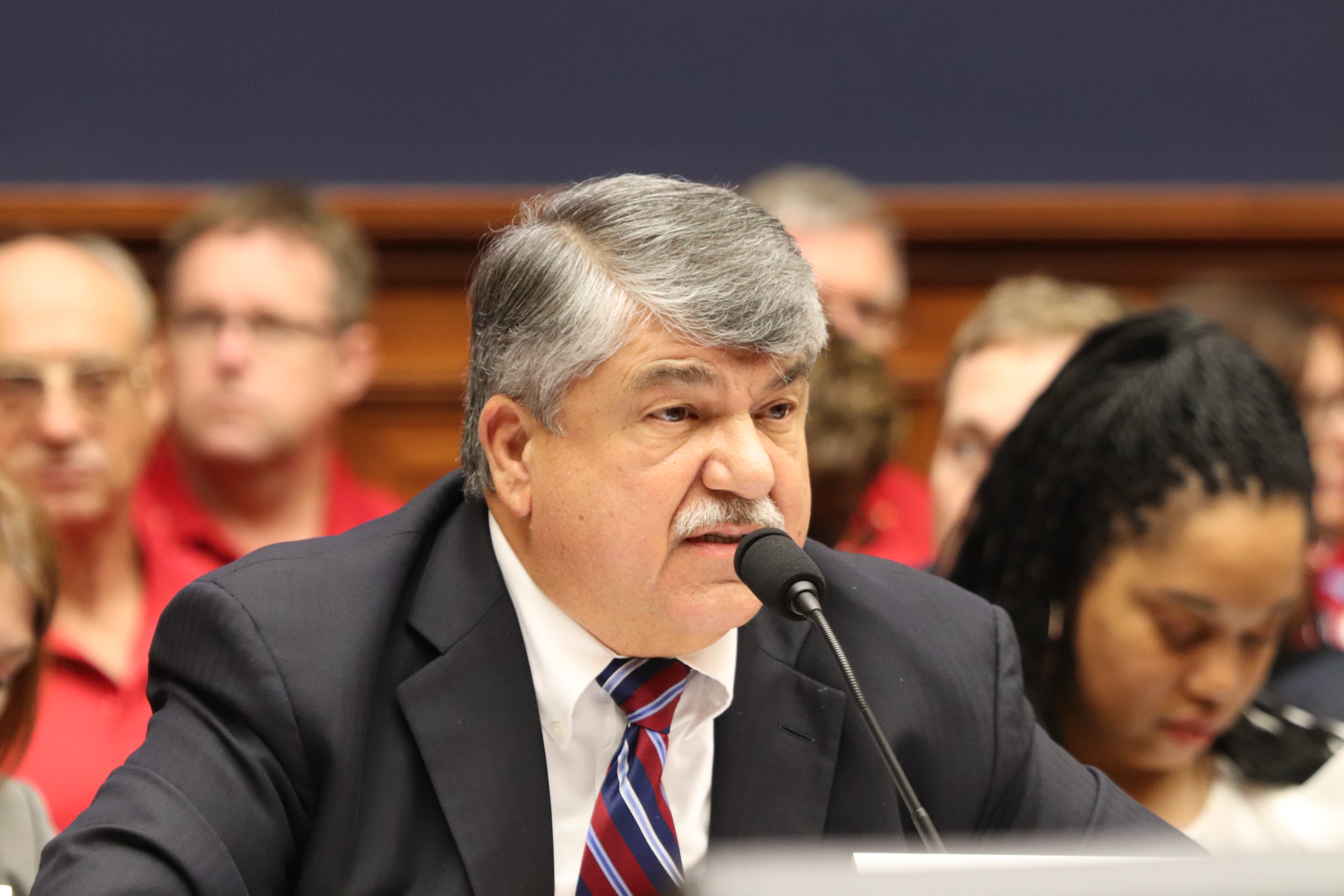 AFL-CIO President Richard Trumka testifies in support of the PRO Act.