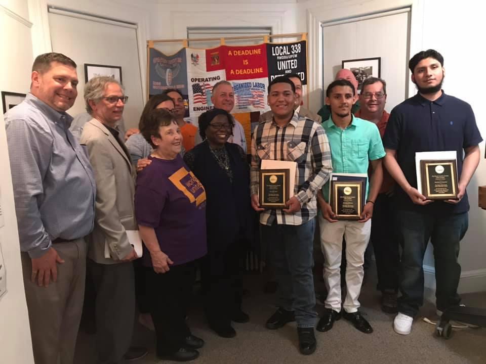 Passaic CLC Education Awards