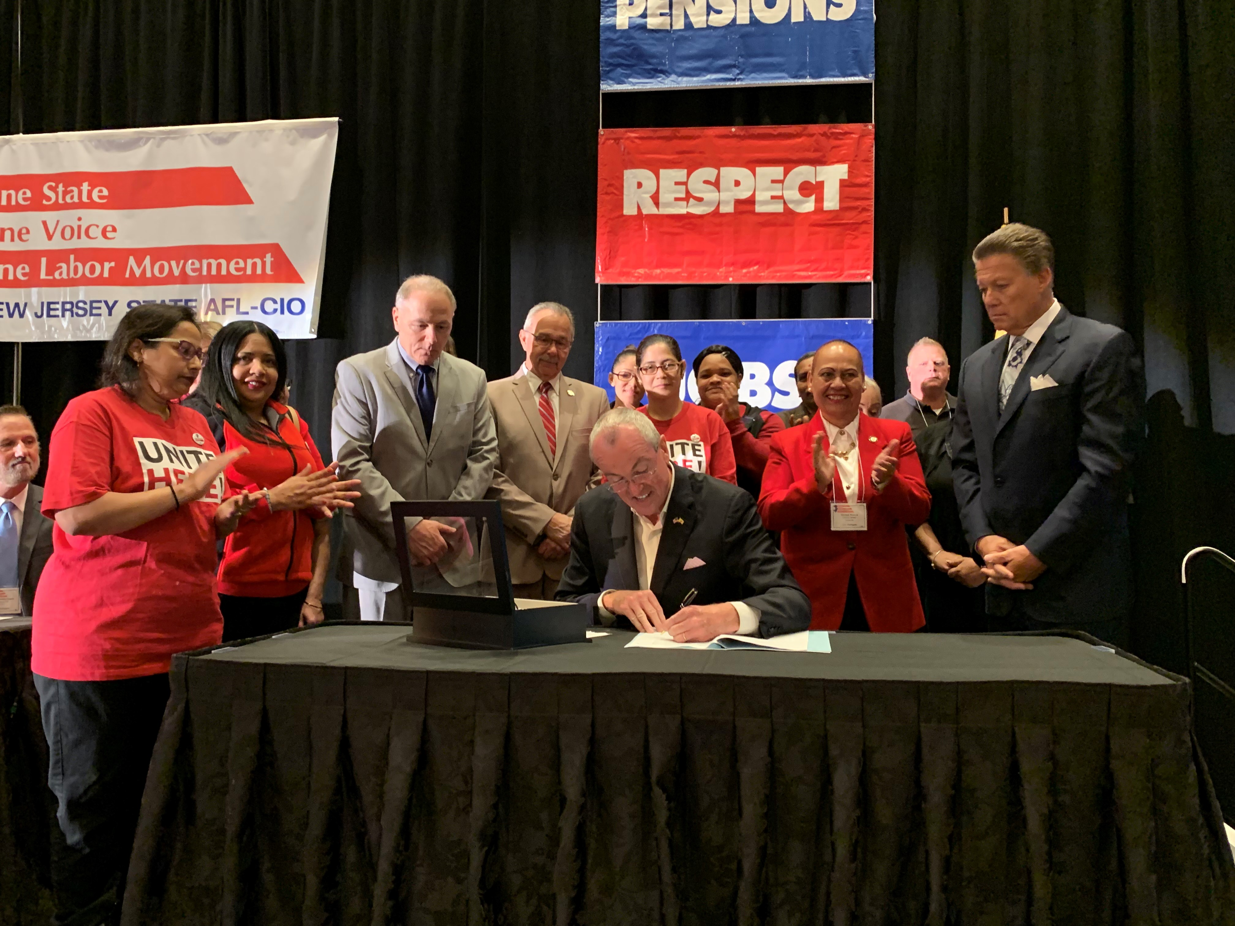 Gov. Murphy Signs Bill