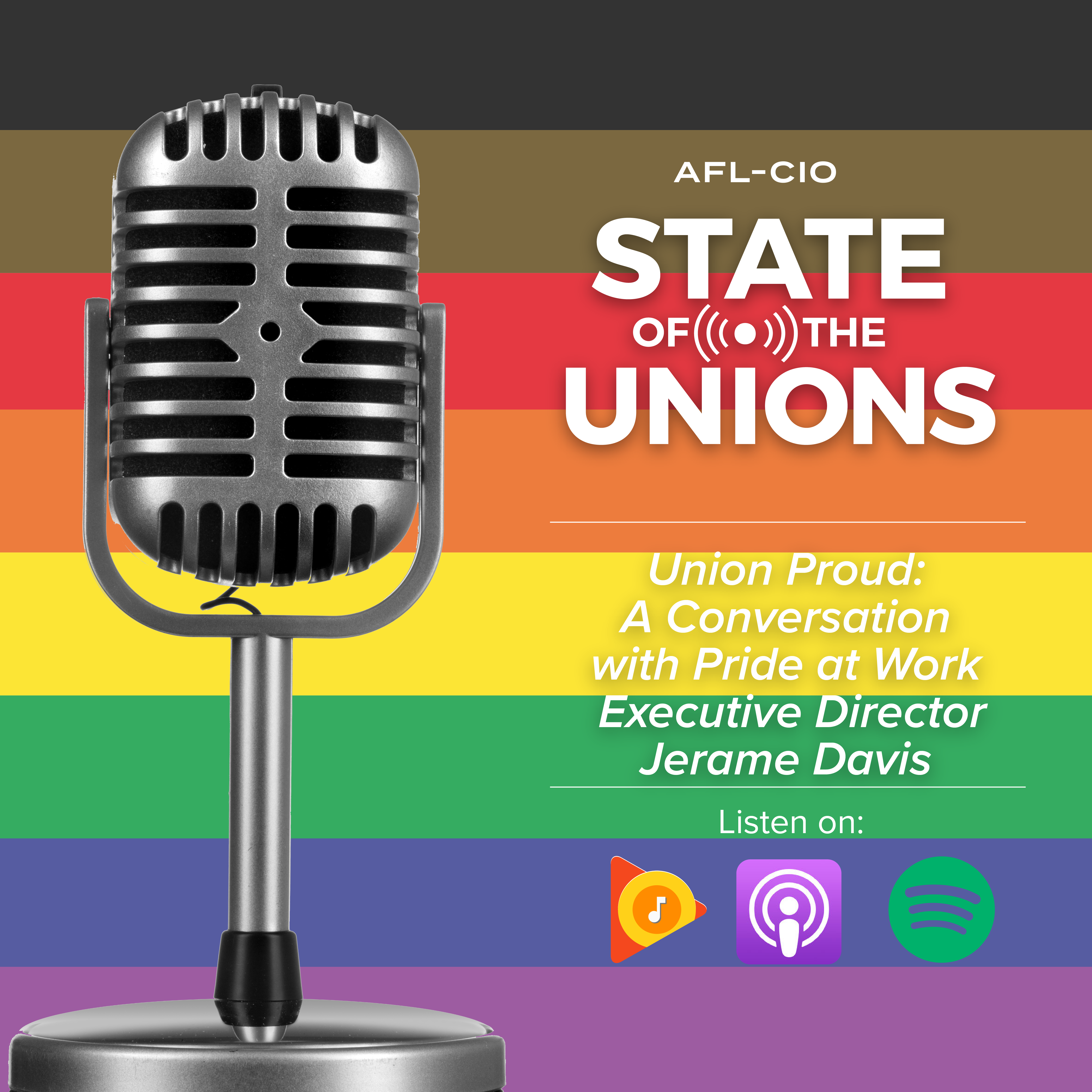 Pride at Work podcast