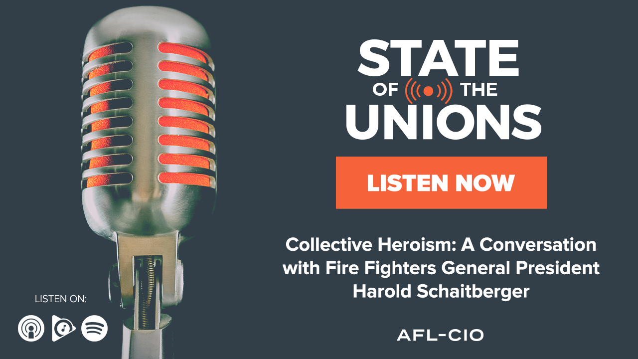 State of the Unions: Collective Heroism