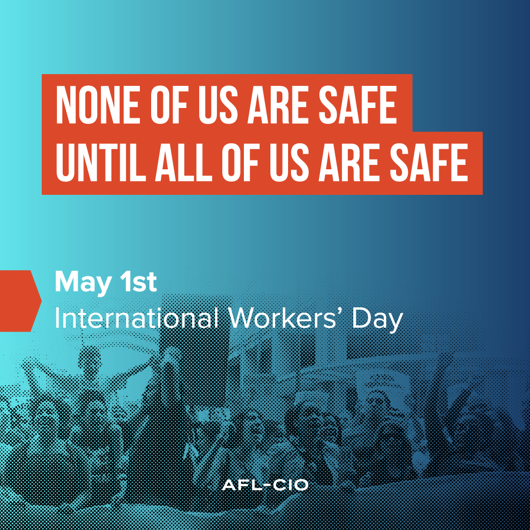Take Action: All Workers Deserve To Be Protected