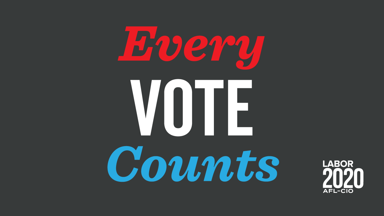 Take the Pledge: Pledge to Make Every Vote Count