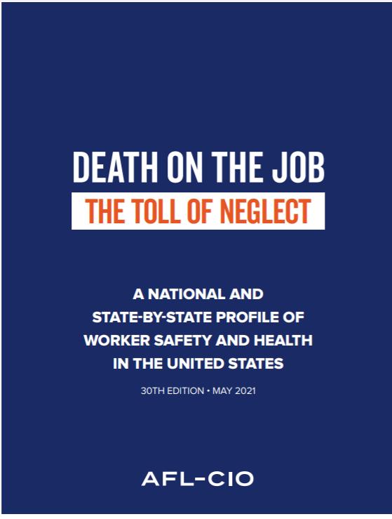 Death on the Job