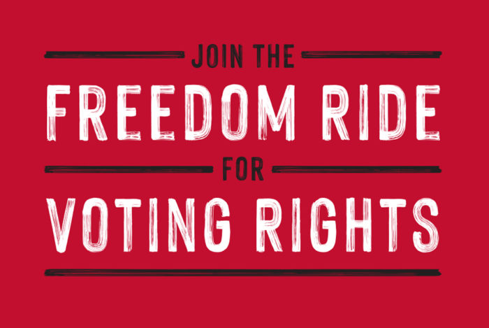 Freedom Ride for Voting Rights