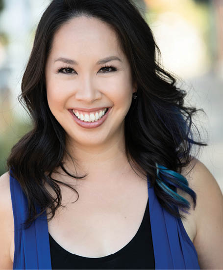 Asian American and Pacific Islander Heritage Month Profiles: Angela Chan