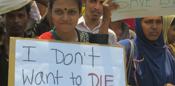 Bangladesh: Garment Workers, Unions Demand Justice on