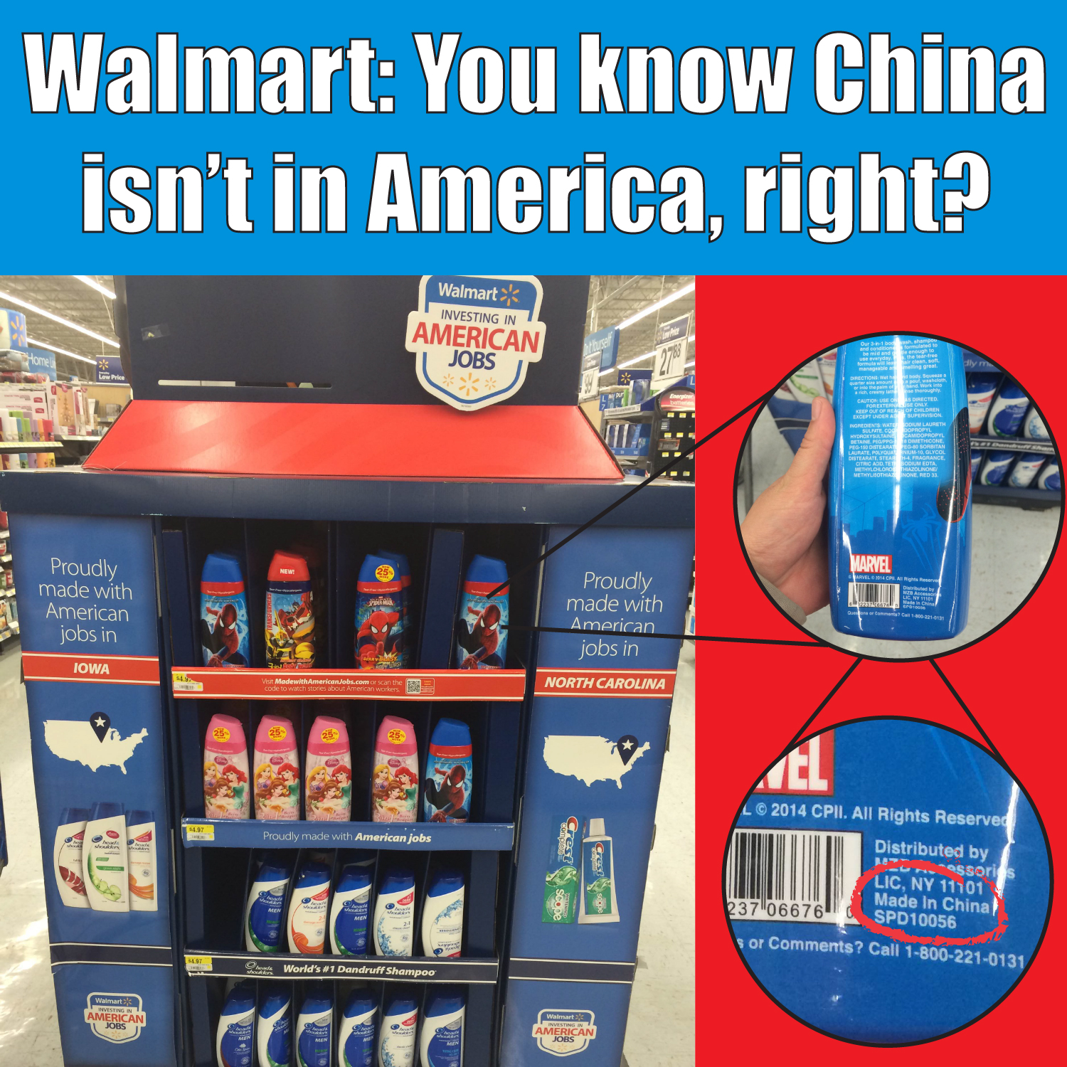 Walmart Home Store: Five Reasons Walmart's New 'Commitment' To American