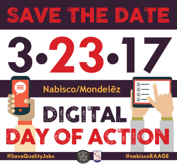Save the Date: 3.23.17 Digital Day of Action