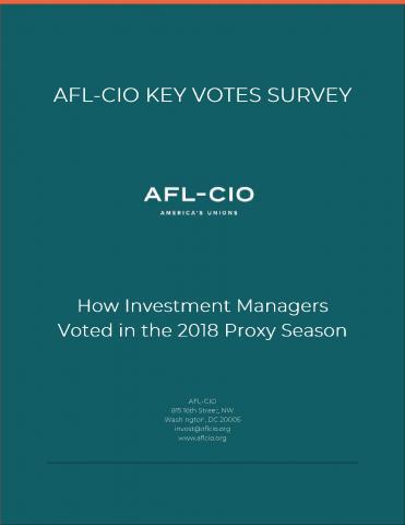 Reports | AFL-CIO